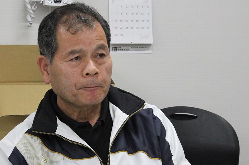 季楽里あさひの駅長を務める堀江隆夫氏