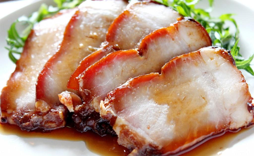 美味しそうな板野さんちのこだわり焼豚