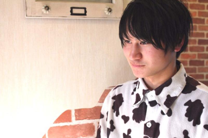 須藤牧場の後継者である須藤健太さん