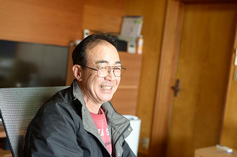 養豚生産団体ナイス・ポーク・チバ」の塩澤会長