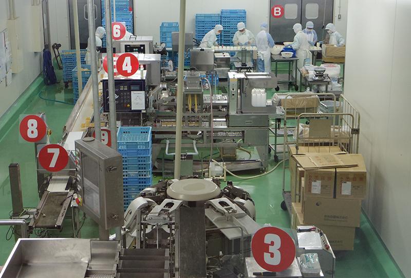 宮崎デリカフーズ工場