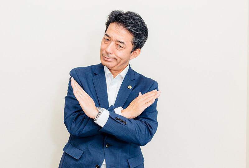 松本ファーム代表取締役の松本邦義さん