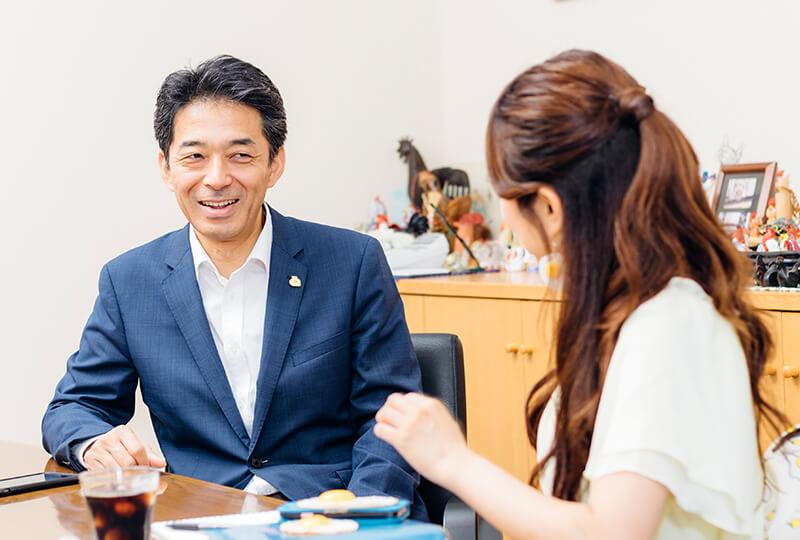 友加里さんと松本さん