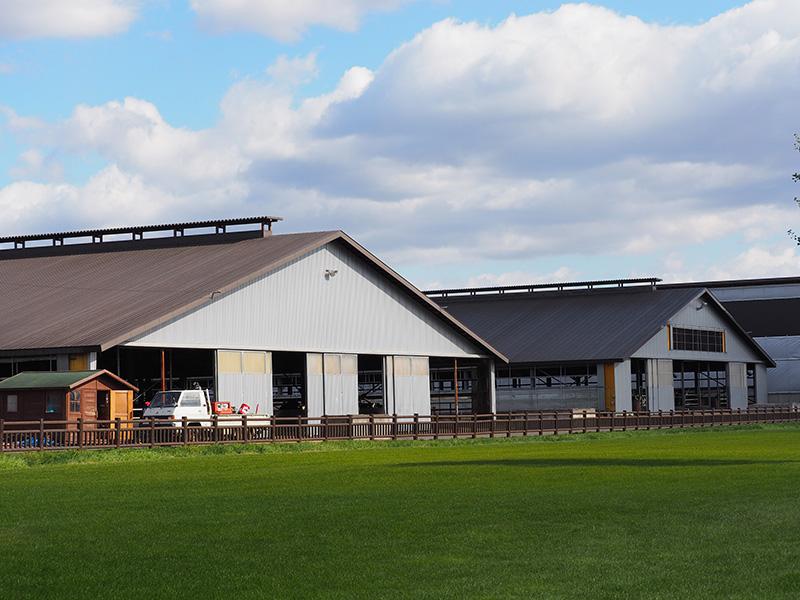 ドリームヒルの施設の外観