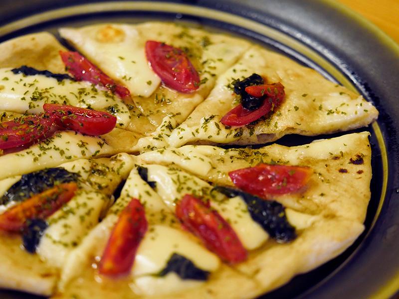 工房レティエの手作りピザ