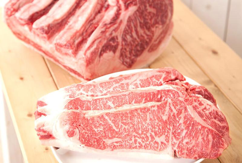 等級がA4以上の最高ランクの牛肉