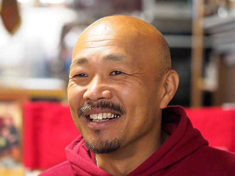 カヤニファームの伊藤さん