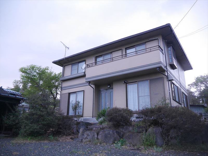 スタッフ用の中古住宅
