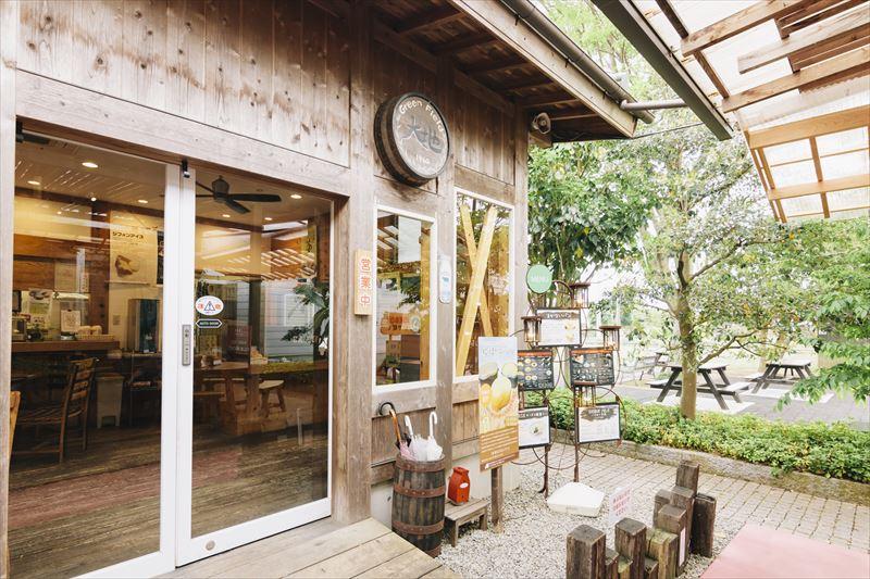 いでぼくのカフェレストラン
