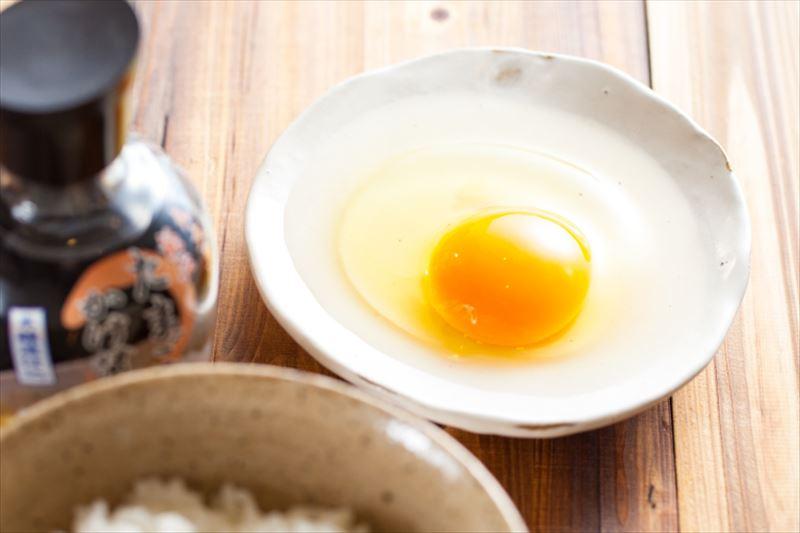コッコファームの卵かけごはん