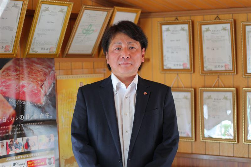大和田洋志さん