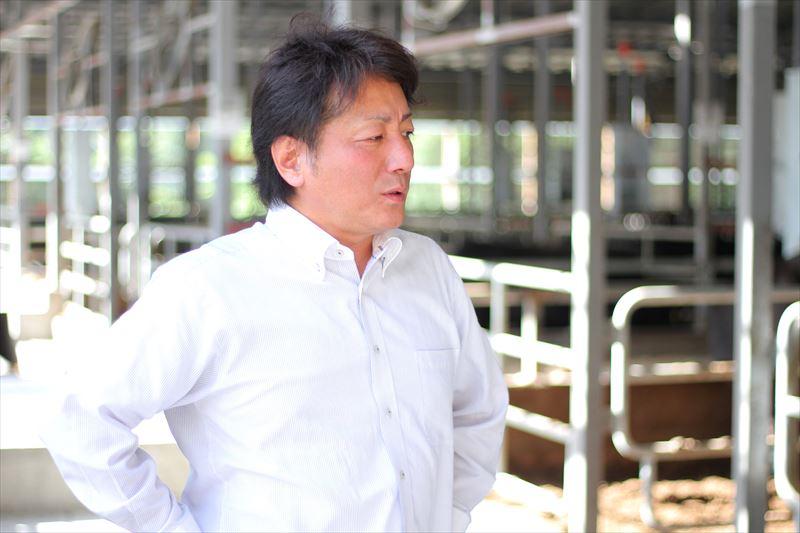 うしちゃんファーム大和田さん