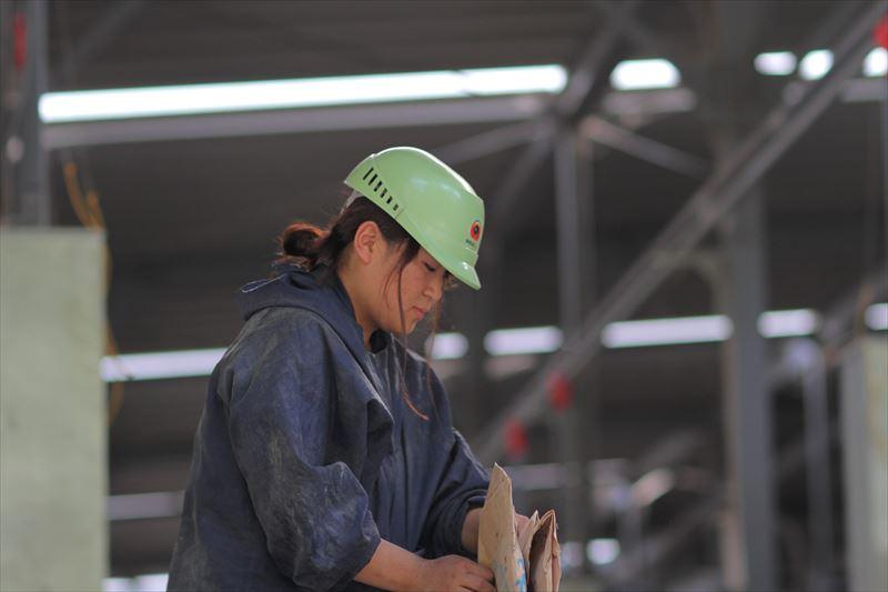 うしちゃんファーム石巻の女性従業員