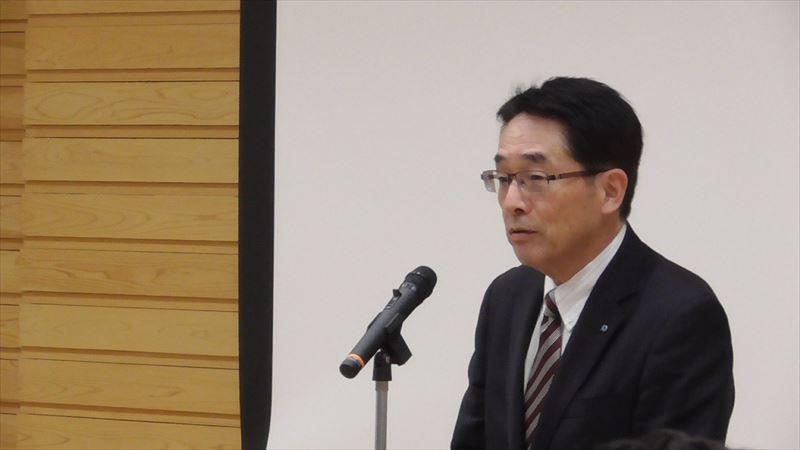 日本全薬工業 高野恵一社長