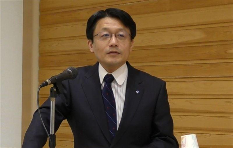次世代リーダー育成塾、主催者の深澤塾長