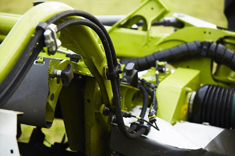 アクティブフロート油圧サスペンション