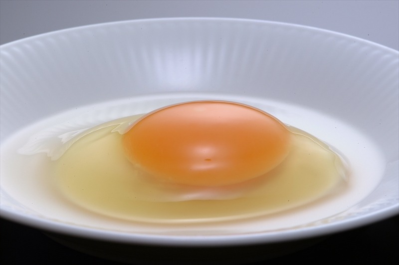 会津地鶏の卵