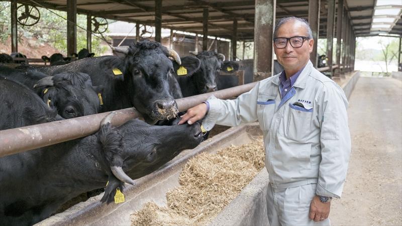 、株式会社すすき牧場・代表取締役の薄一郎さん