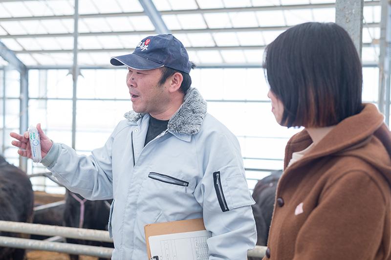 湯浅卓也さんと社領エミさん