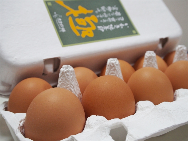 いわき地養卵
