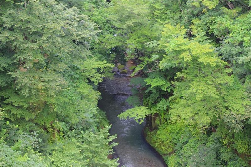 西郷村の自然