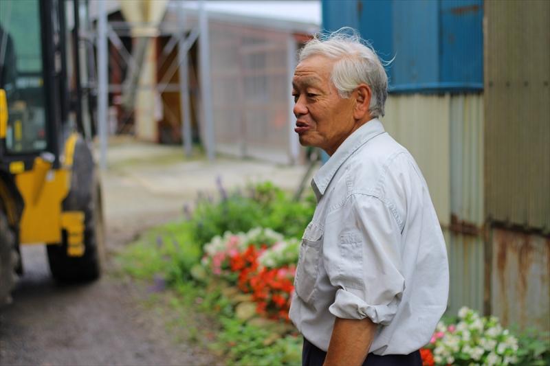 雪割牧場の後藤社長