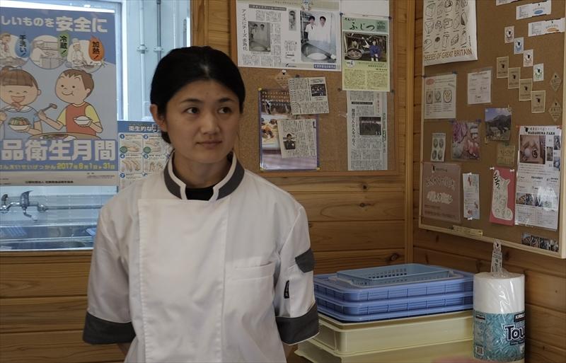 ナカシマファームの中島千明さん