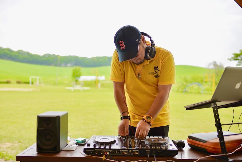 DJ. K